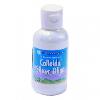 Коллоидное серебро (Colloidal Silver Oligo)