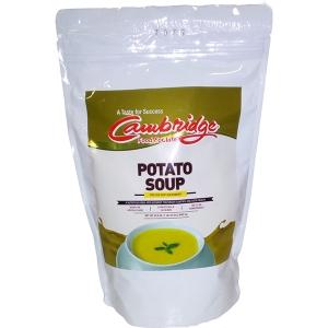 Суп-крем картофельный (Potato Soup)